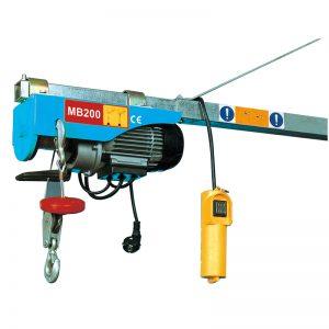Mini elektriline tõstuk MB200, elektriline kangtõstuk